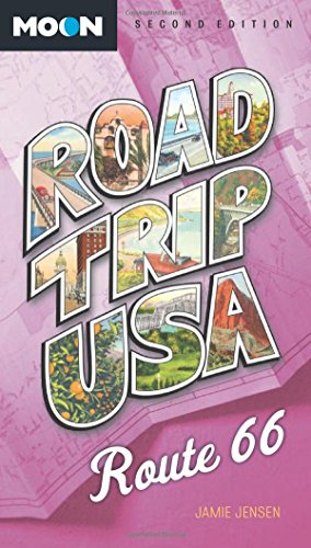 Road Trip USA Route 66 by Jamie Jensen (24-May-2012) Paperback