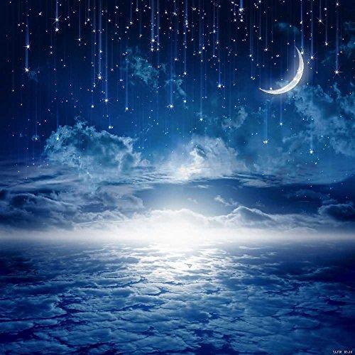 Stage Brilliant Series - Brilliant Night Sky 10' x 10' Digital Printed Photography Backdrop KA Series Background KA138