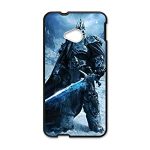 Happy Strong Ice man Cell Phone Case for HTC One M7
