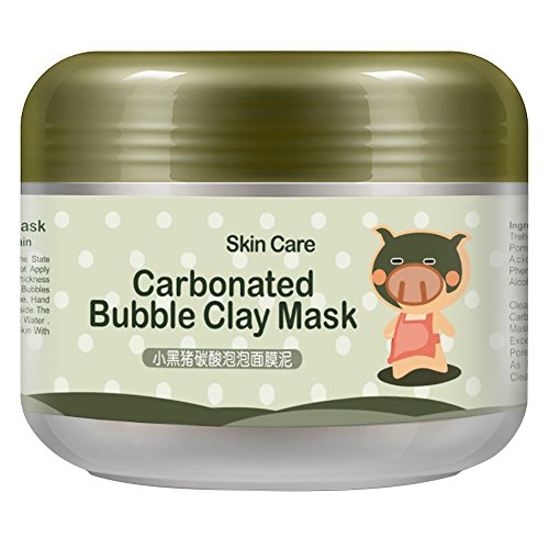 clay mask carbonated moist deep