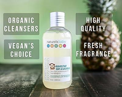 Nature's Baby Organics Shampoo & Body Wash(Pack of 2)