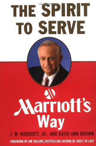 [READ] The Spirit to Serve Marriott's Way WORD
