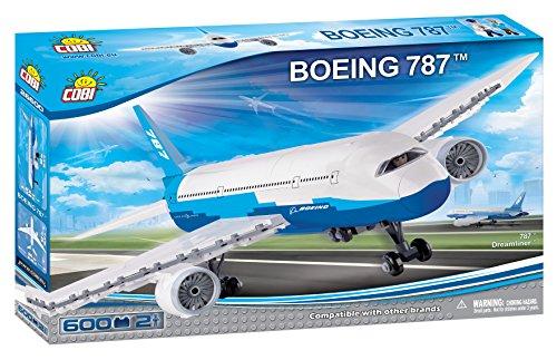 (COBI Boeing 787 Dreamliner Building Kit, Multicolor)