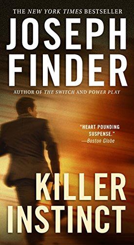 Killer Instinct Novel Joseph Finder ebook product image