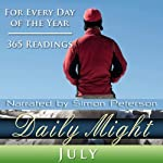 Daily Might: July: A Reading for Each Day in July | Simon Peterson