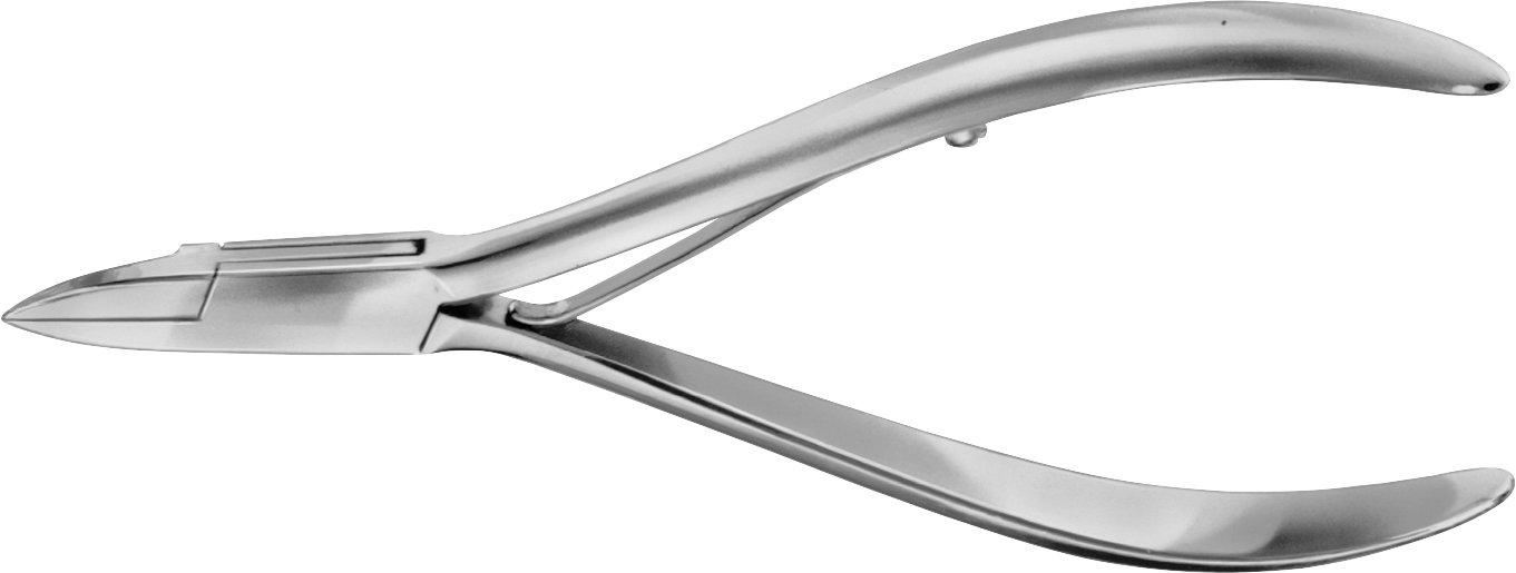 Aesculap HF475R Nail Corner Forceps Straight Cutting Edge, OR Grade