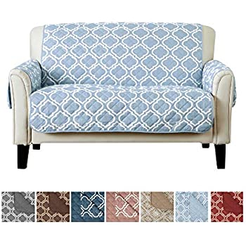 Amazon.com: Great Bay Home - Protector de muebles reversible ...