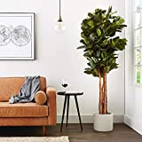 Nearly Natural 6ft Fiddle Leaf Fig Artificial