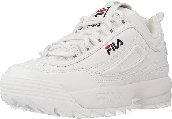 Fila Disruptor, Zapatillas Unisex Adulto: Amazon.es: Zapatos y complementos