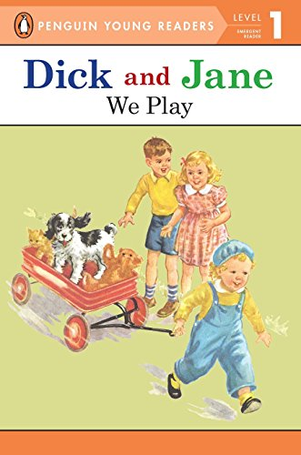 Early Learning Software - We Play (Read With Dick and Jane)