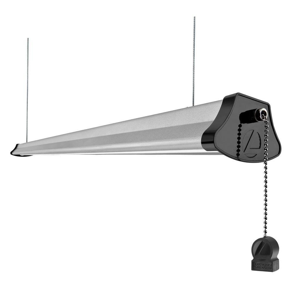 51tL68GClfL._SL1000_ amazon com lithonia lighting 1292l led worklight, silver home  at soozxer.org