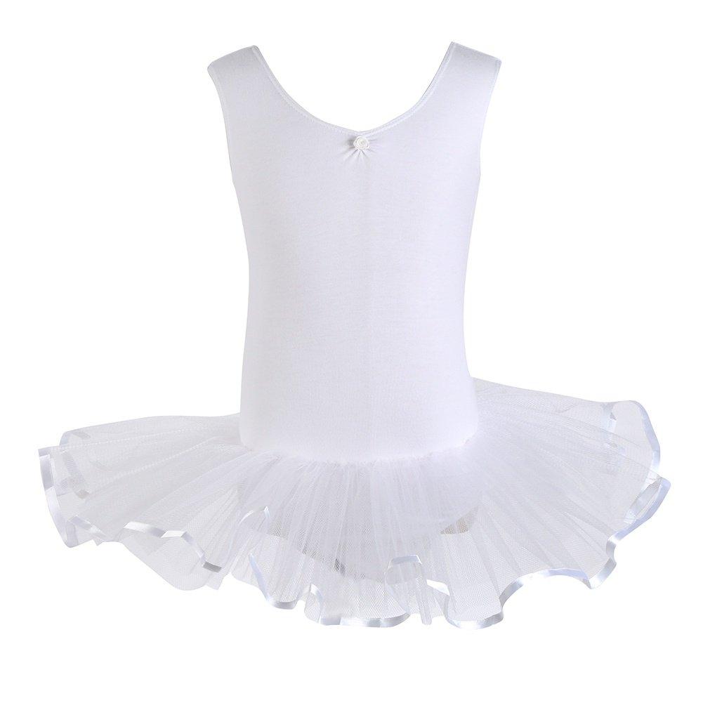 Balletto Danza Body Bambina, KISSION Ragazze Danza Classica