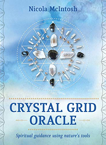 (Crystal Grid Oracle: Spritual Guidance Using Nature's Tools (Rockpool Oracle Cards))