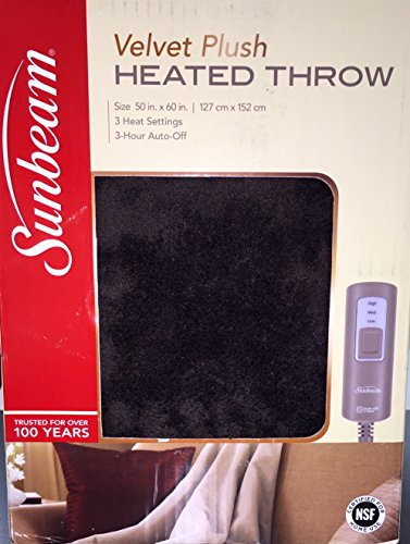 sunbeam electronic blanket - 8