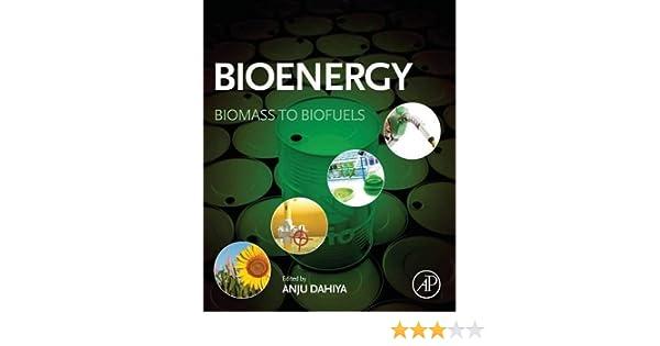 Bioenergy biomass to biofuels anju dahiya 9780124079090 amazon bioenergy biomass to biofuels anju dahiya 9780124079090 amazon books fandeluxe Image collections