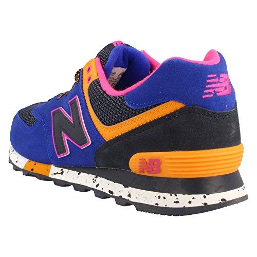 grau Balance uomo unica taglia New neongelb Sneaker grau neongelb waq8xf