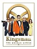 DVD : Kingsman: The Golden Circle