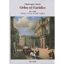 Orfeo ed Euridice: Vocal Score