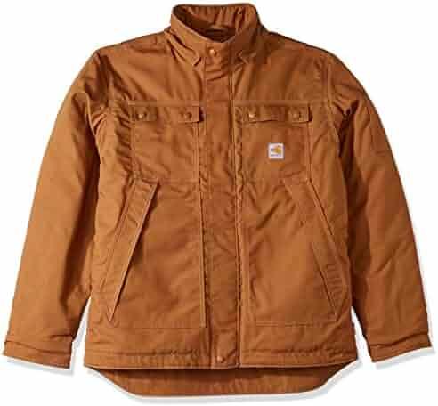 320ee0344012 Carhartt Men s Big   Tall Flame Resistant Full Swing Quick Duck Coat