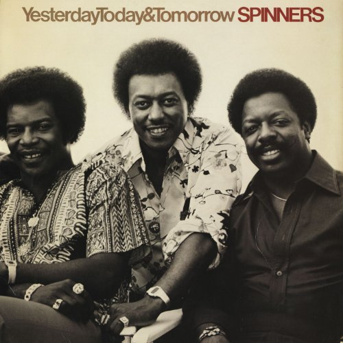 Yesterday, Today & Tomorrow by Spinners on Amazon Music ...