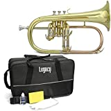 Legacy Legacy-FH750 Intermediate Flugelhorn with Deluxe Convertible Case