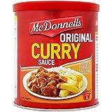 McDonnells Original Curry Sauce 250g Tub