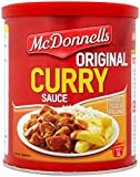 curry sauce - McDonnell's Curry Sauce 1L Tub 250g (8.8oz)