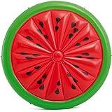 Intex 56283 - Colchoneta hinchable con forma de sandía, 183x23 cm