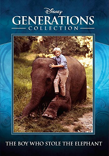 The Boy Who Stole the - Dvd Elephant Show