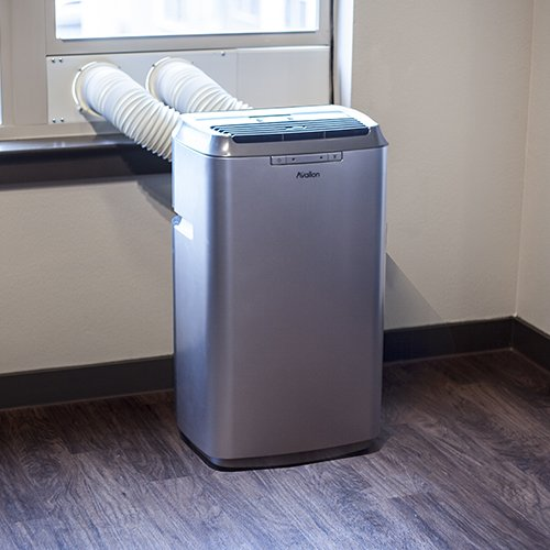 Avallon Dual Hose Portable Air Conditioner