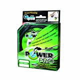 Powerpro Braided Line (100-Pound Test), Green, 300 -Yard, Outdoor Stuffs