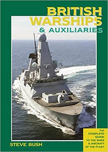 Book British Warships and Auxilaries 2016/17