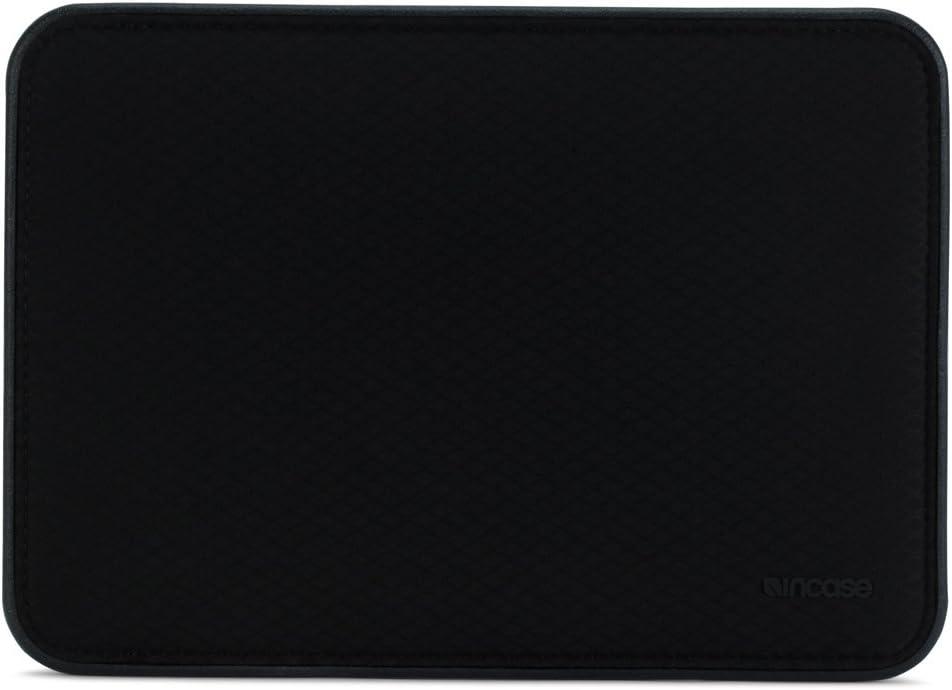"Incase ICON Sleeve with Diamond Ripstop for 12"" MacBook (Black - INMB100262-BLK)"