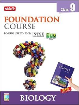 NTSE National Talent Search Exam Foundation Course: Biology (Class - 9) 01 Edition price comparison at Flipkart, Amazon, Crossword, Uread, Bookadda, Landmark, Homeshop18