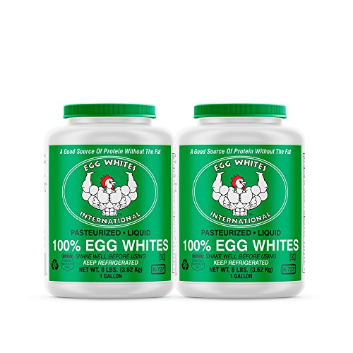 Liquid Egg White Protein - (2) One Gallon Containers by Egg Whites International (Image #5)