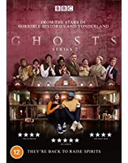 Ghosts - Series 2 [DVD] [2020]