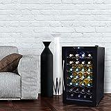 NewAir Wine Cooler and Refrigerator, 28 Bottle