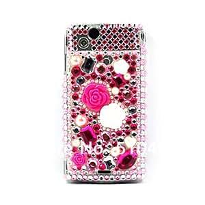 ModernGut fashion Crystal Diamond Hard Back Case Cover For Sony Ericsson X12 LTI LT18I phone case