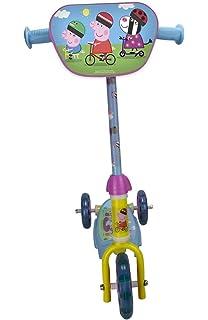 Peppa Pig- Patinete con 3 Ruedas, diseño Pepa Pig (Simba ...