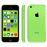 Apple iPhone 5C 8 GB Unlocked, Green (Certified Refurbished)
