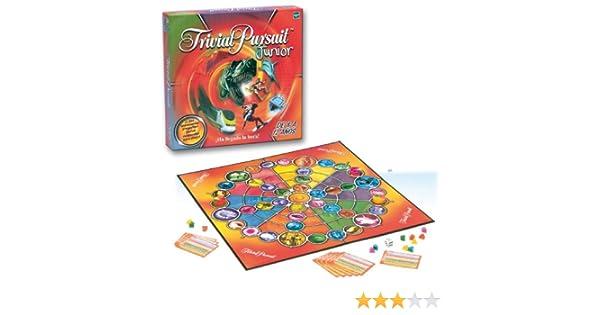 Hasbro Juegos de Adultos Trivial Junior 19607500: Amazon.es ...