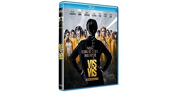 Amazon com: Vis a vis - Season 3 (Non USA Format): Movies & TV