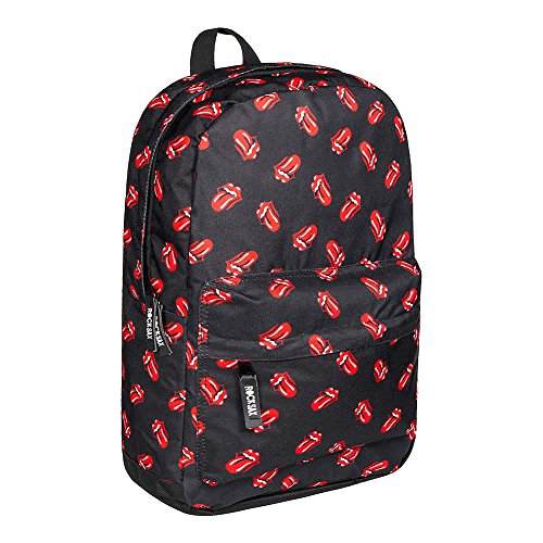 Lips Over Backpack All adults RockSax Unisex Stones Rolling v606qH