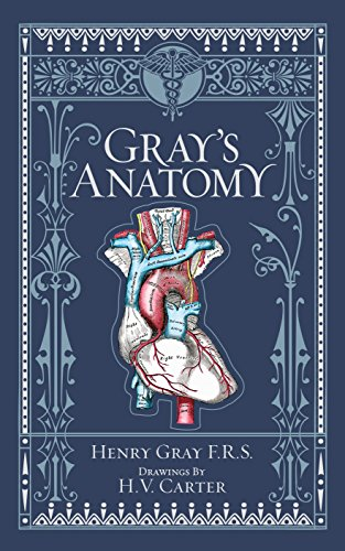 Gray's Anatomy (Leatherbound Classics) (Leatherbound Classic Collection) by F.R.S. Henry Gray (2011) Leather Bound