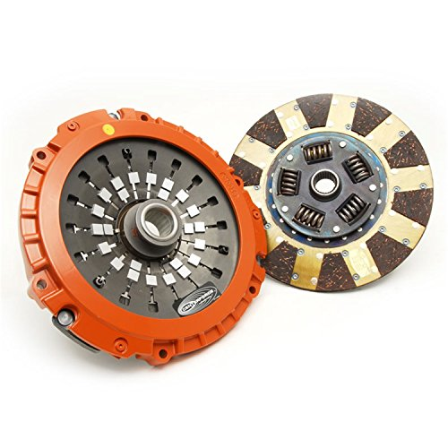 C3500 Clutch Friction Disc (Centerforce DF039020 Dual Friction Clutch Pressure Plate and Disc with Throw Out Bearing)