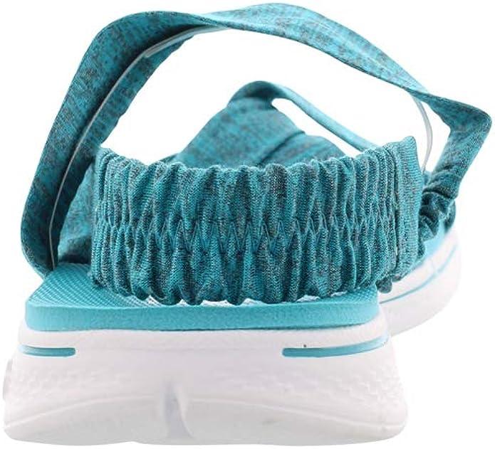 Buy Skechers Performance Women's H2 GOGA Bountiful Flip Flop
