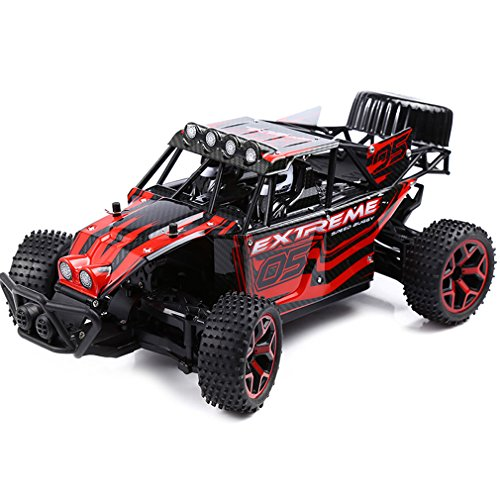 Zhencheng High Speed 1/18 Scale 4 WD RC Truck Off-Road Racing Car RTR Toy SUV (Rc Car Off Road 6)