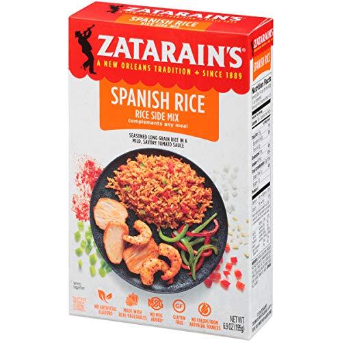 Zatarain's Spanish Rice, 6.9 oz (Pack of 12)