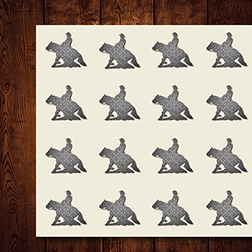Ink Stamping Crafts Rubber Stamp Shape great for Scrapbooking Crafts Item 1321974 Card Making Reining Horse
