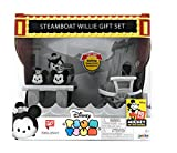 Tsum Tsum Disney Steamboat Willie Gift Set - Mickey 90 Years